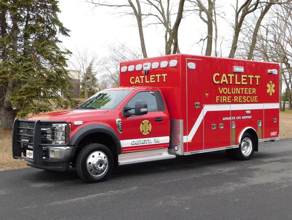 catlett volunteer fire rescue